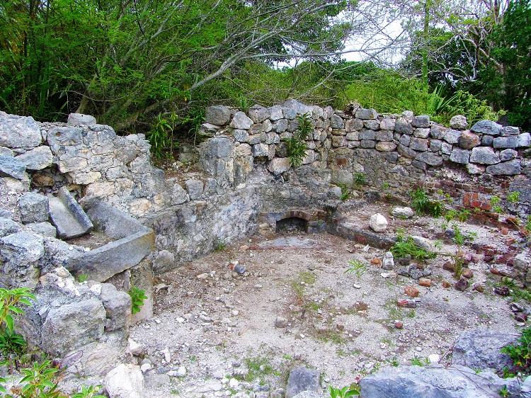 Corington plantation in Barbuda