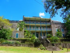 Bath Hotel 1778 on Nevis