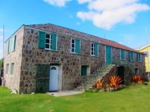 Hamilton House on Nevis