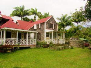 Nevis - Hermitage House