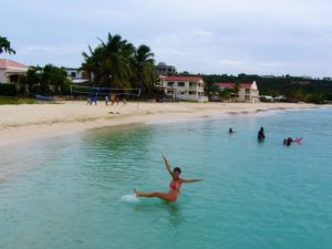 Anguilla - Driving - Beach