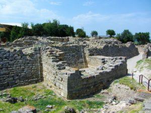 Troy - Tojan War Wall