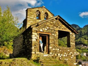 Andorra travel guide - church