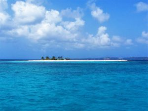 Anguilla travel guide - Sandy Island