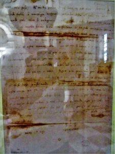 Columbus's diary