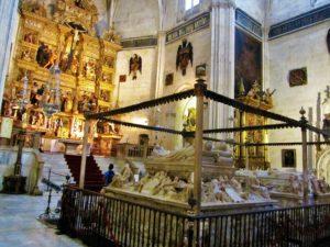 Granada - Royal Chapel