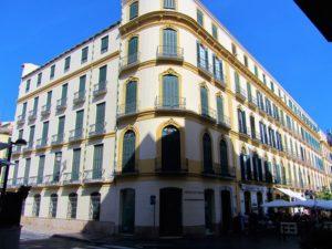 Picasso home in Malaga