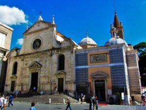 Angels & Demons - Piazza del Popolo 4 - Santa Maria 1
