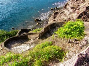 Saba & Statia travel guide - the Ladder