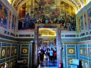 Vatican Museum room