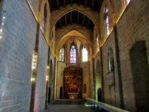Spain - Barcelona - History Museum - Visigoth Chapel