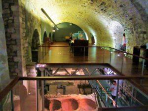 Spain - Barcelona - History Museum - Visigoth Palace