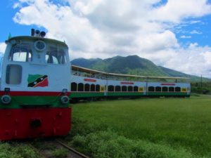 St Kitts & Nevis travel guide - Train