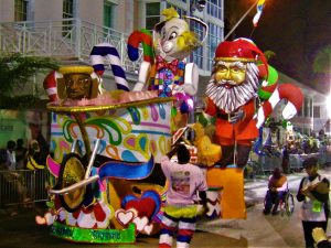 Junkanoo - Candy Land Final Float