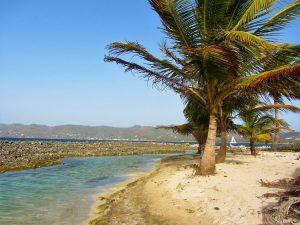 Sandy Island lagoon