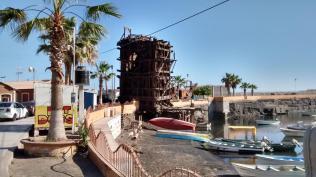 Leaning Tower of Santa Rosilia