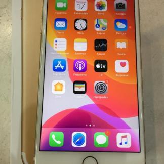 iphone 7 plus 32 gold бу