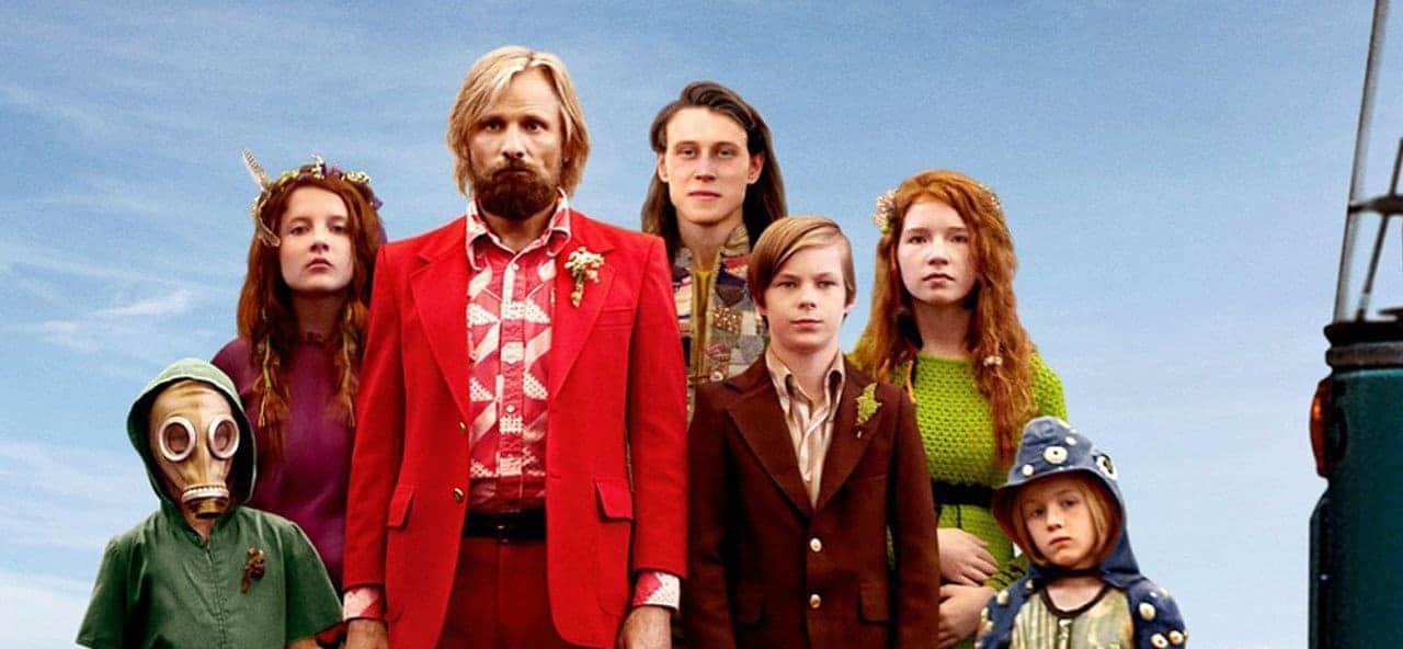 Recenzija: Captain Fantastic (2016)