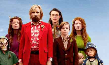 Recenzija: Captain Fantastic (2016)