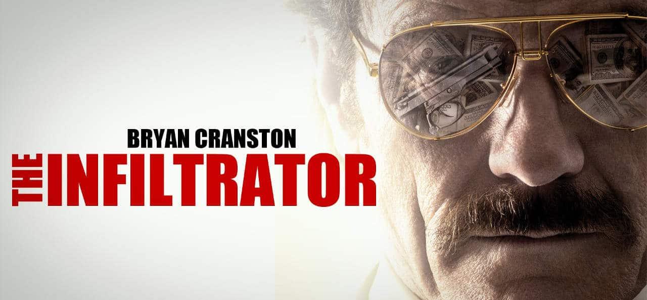 Recenzija: The Infiltrator (2016)