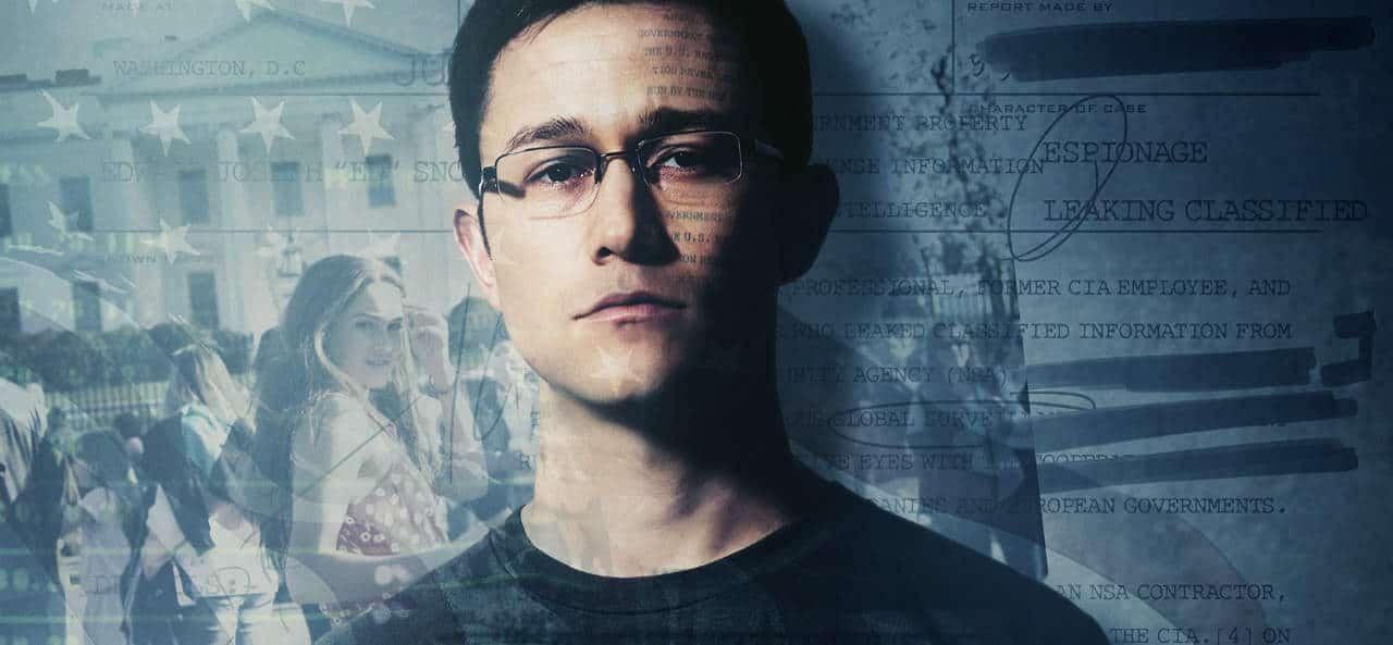 Recenzija: Snowden (2016)
