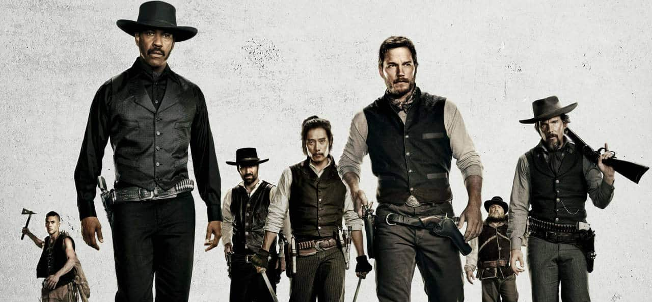 Recenzija: The Magnificent Seven (2016)