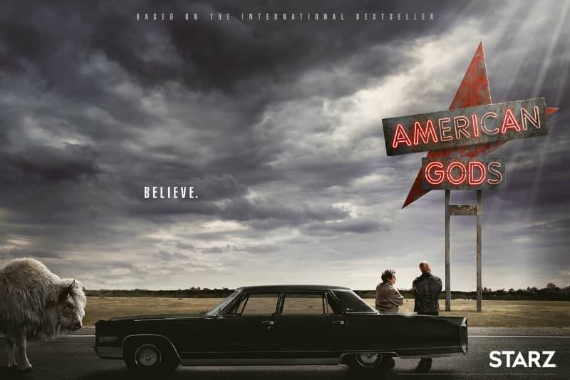 Recenzija: American Gods (sezona 1)