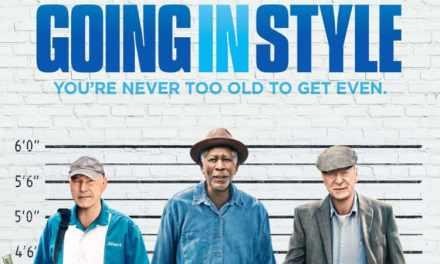 Recenzija: Going in Style (2017)