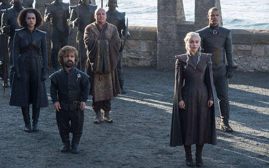 Zvijezda Game od Thrones otkriva!