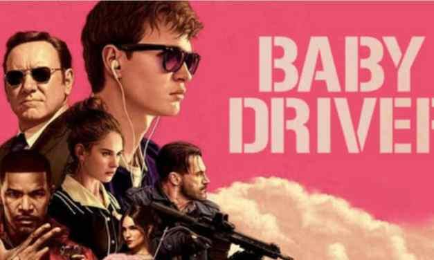 Recenzija: Baby Driver (2017)