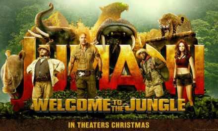 Jumanji: Welcome to the Jungle – Teaser Trailer
