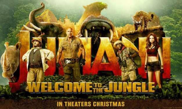 Trailer: Jumanji: Welcome to the Jungle (2017)