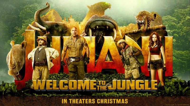 Recenzija: Jumanji: Welcome to the Jungle (2017)