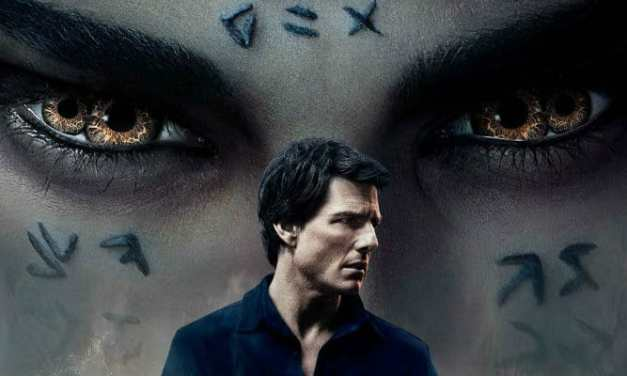 Recenzija: The Mummy (2017)