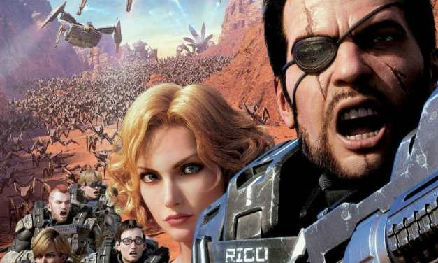 Recenzija: Starship Troopers: Traitor of Mars (2017)