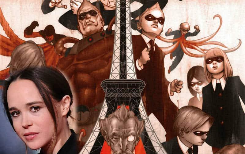 The Umbrella Academy – nova Netflix serija dodaje glumce