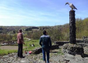 ptica spomenik