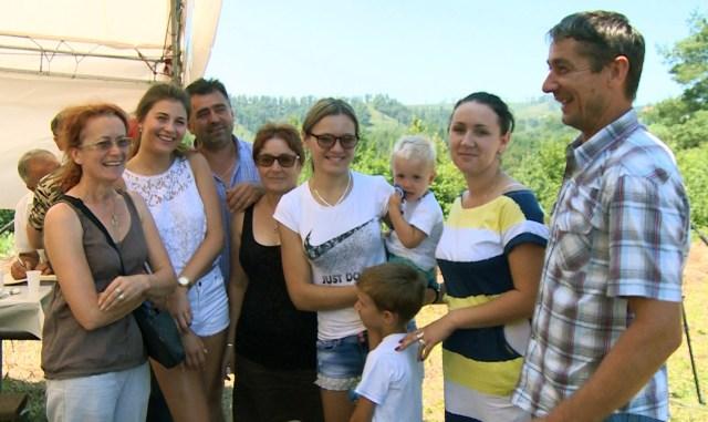 Teslic 03 Potomci Planjana su zvoleli zavicaj svojih predaka foto Mitar Gacic