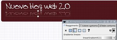 Guida inkscape, inkscape tutorial, web2, header, svg 15