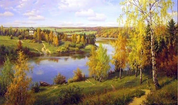 Художник Игорь Прищепа Картины