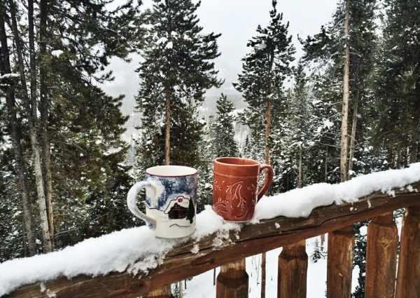 Зима на фото | 30 красивых зимних фотографий
