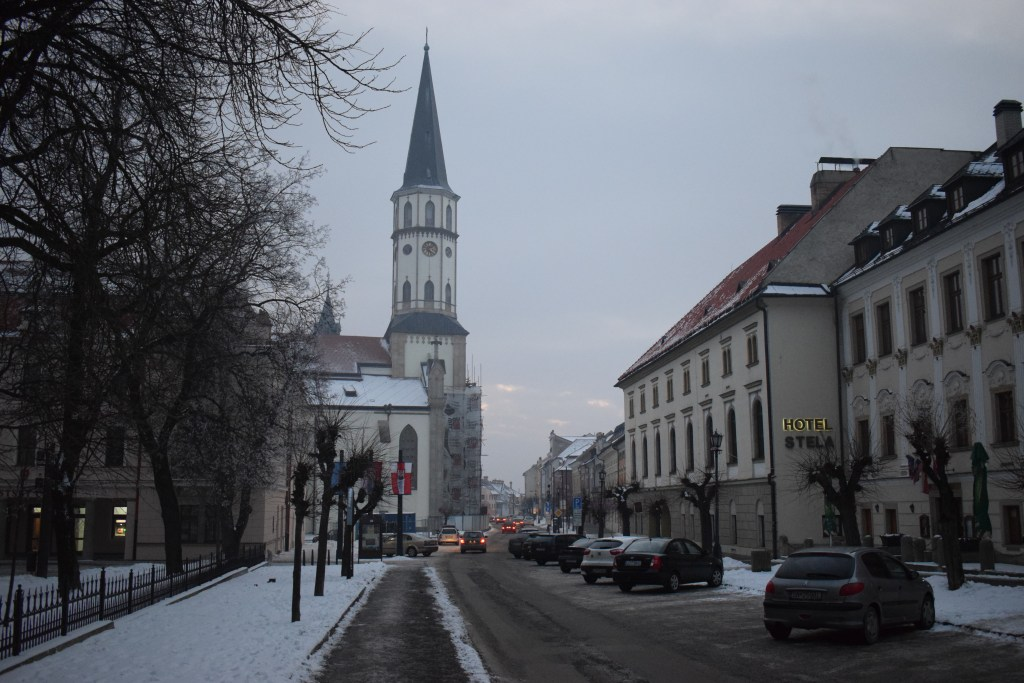 one day in levoca