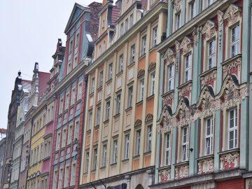 wroclaw market square