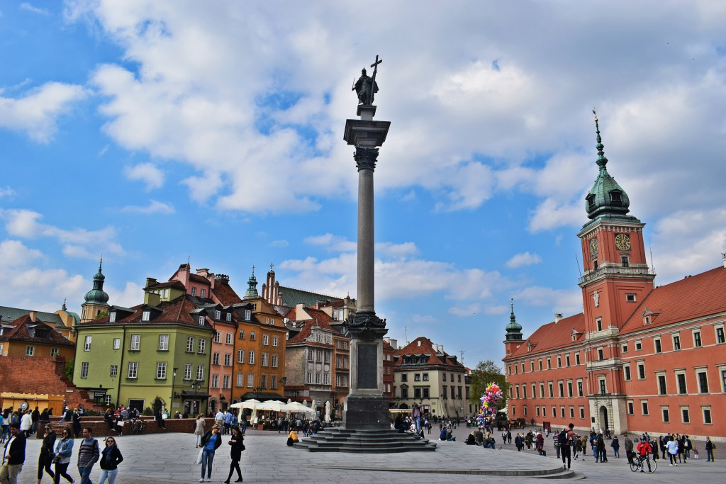 things to see in warsaw