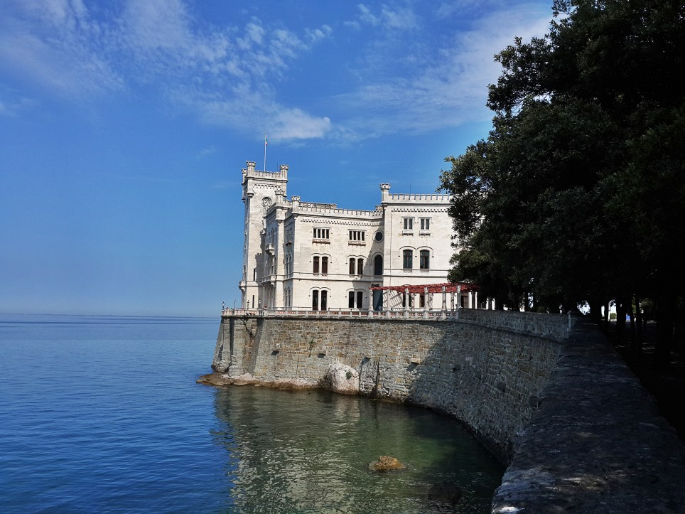 one day in trieste