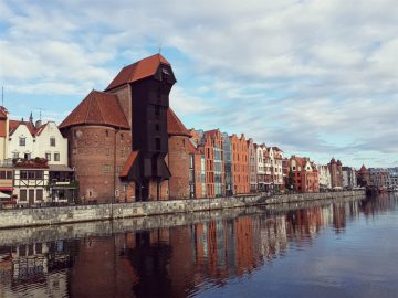 reasons to visit gdansk