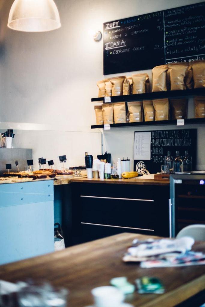 coffee shops in krakow