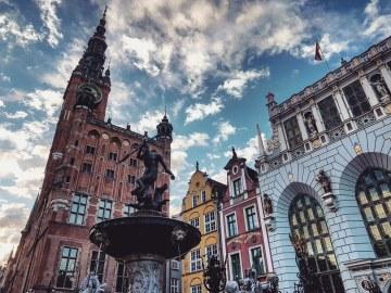 one day in gdansk