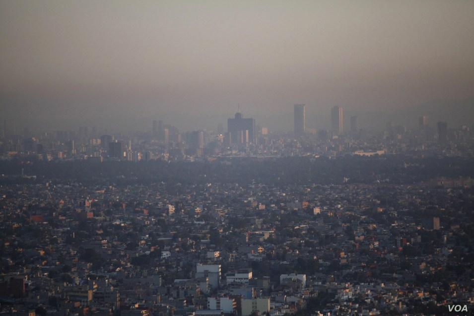 Mexico's new climate law promises to reduce greenhouse gas emissions by 30 percent by 2020, which should make a difference in Mexico City, among the most polluted cities in the world.
