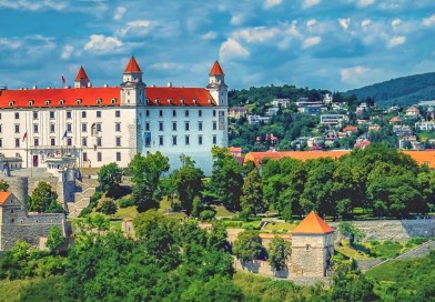 Братислава заняла третье место среди самых зеленых городов
